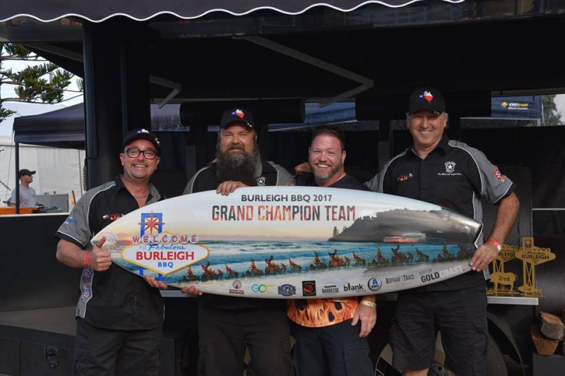 The Burleigh BBQ Championships Are Back This Winter