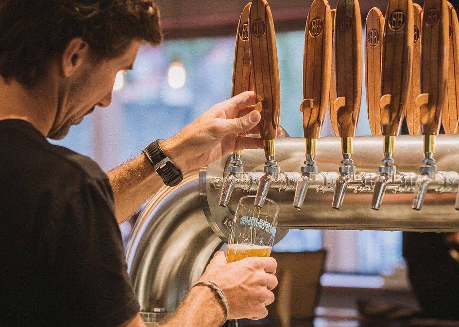 Take a Sip at the Burleigh Brewing Company