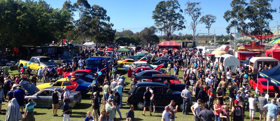 Attend the 2018 Gold Coast Car Show