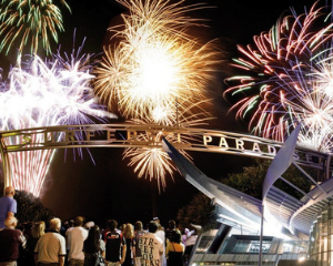 Don't Miss the Gold Coast Fireworks on NYE with 2nd Avenue Apartments