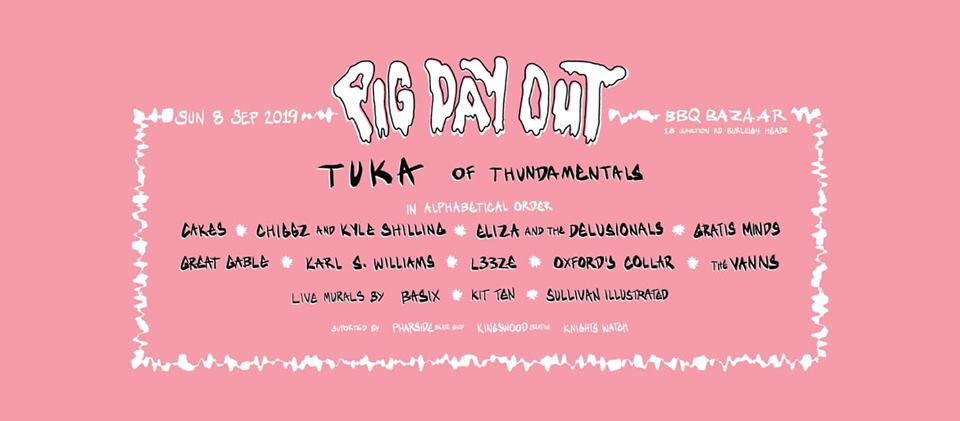 Don't Miss Pig Day Out 2019 – Spring Music Festival in Burleigh Heads