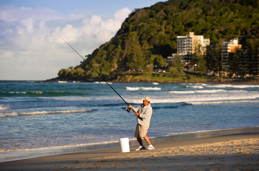 Beach Hop On the Gold Coast