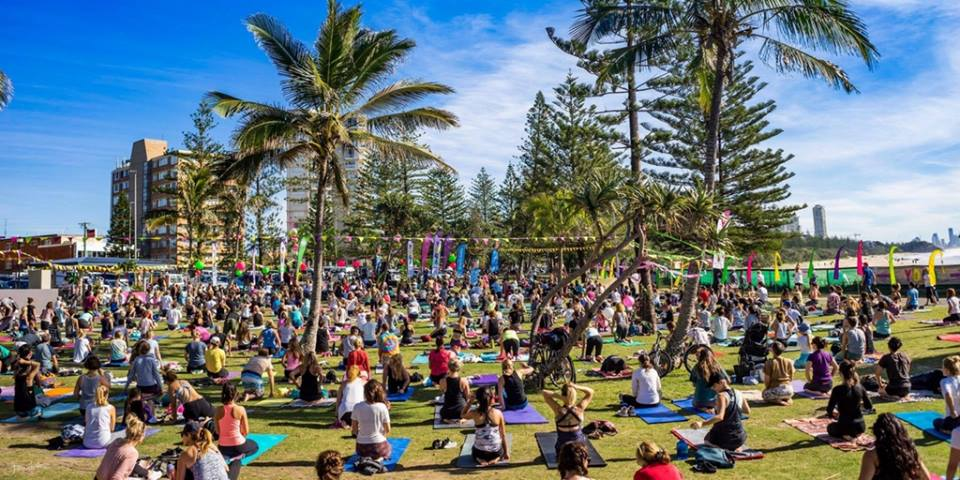 Discover What Yoga Is All About at Yoga Day Festival